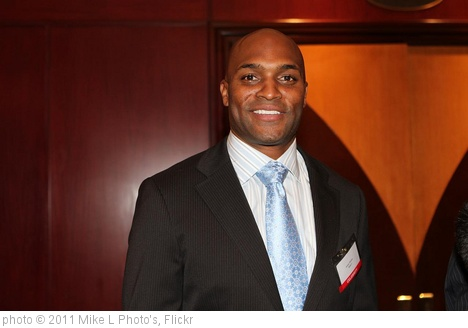 'Amani Toomer' photo (c) 2011, Mike L Photo's - license: http://creativecommons.org/licenses/by/2.0/