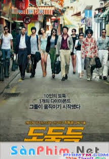 Đội Quân Siêu Trộm - Đội Quân Siêu Trộm Hàn Quốc