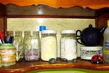 Detergent Jars