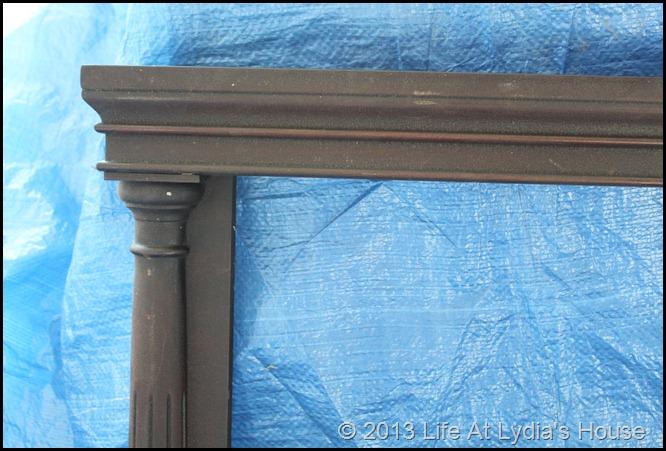 headboard frame 9