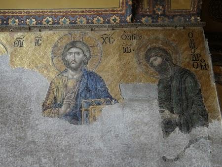 Pictura Isus la Constantinopole