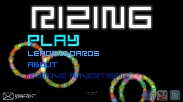 لعبة مركبة الفضاء Rizing Game for Windows 8 لعبة لويندوز 8