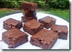 Chocolate Fudge Brownies20
