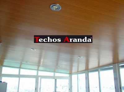 techos de madera interior