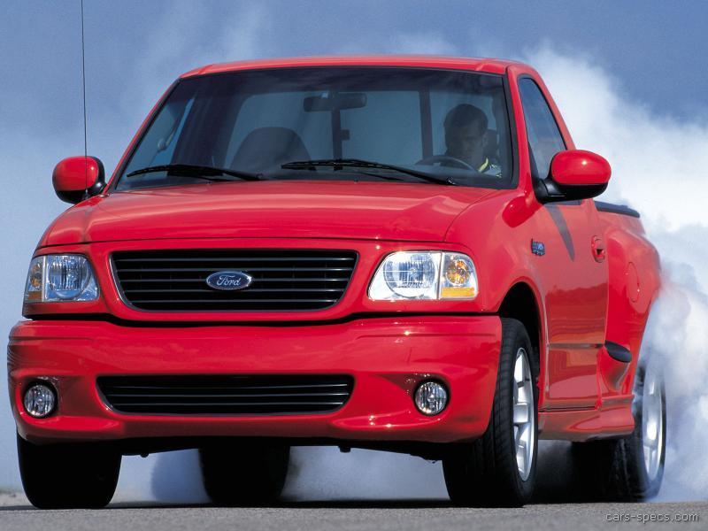 2002 Ford F 150 Svt Lightning Specifications Pictures Prices