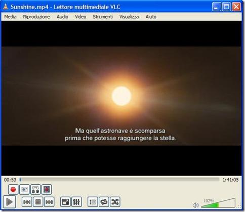 Sottotitoli film su VLC aggiunti con VLsub