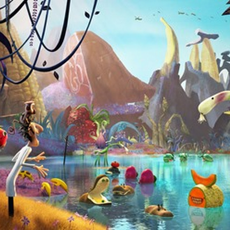 """Trailer 2 of """"Cloudy With A Chance of Meatballs 2"""" Comes Alive!"""