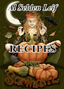 Pagan Samhain Recipes