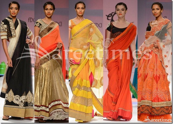 Designer_Erku_Sarees_at_Day_3_WIFW_Autumn_Winter_2013