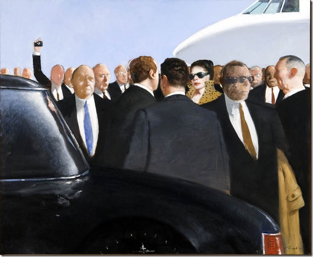 Julio Larraz -Above-Suspicion-2007-oil-on-canvas-60x72