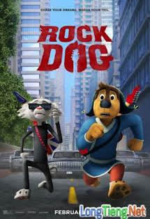 Dao Cổn Tàng Ngao - Rock Dog