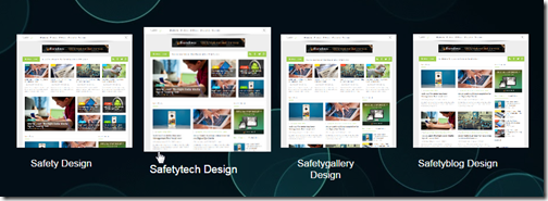 safety-blogger-tema