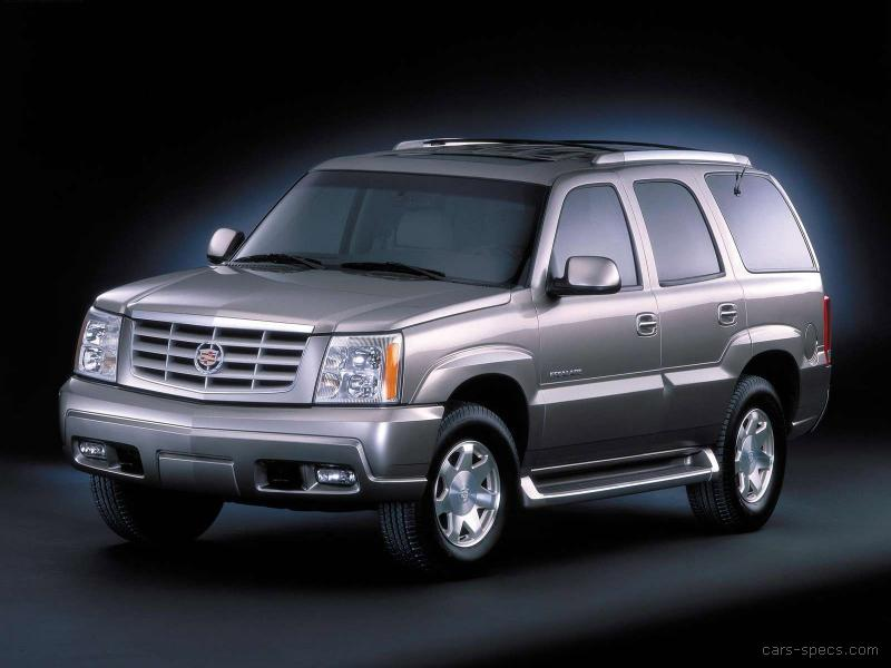 2005 cadillac escalade suv specifications pictures prices. Black Bedroom Furniture Sets. Home Design Ideas