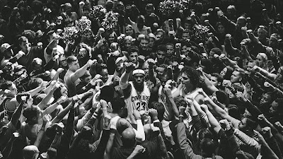 2014 cleveland together nike ad Sprite & Nike Celebrate LeBrons First Home Game in Cleveland