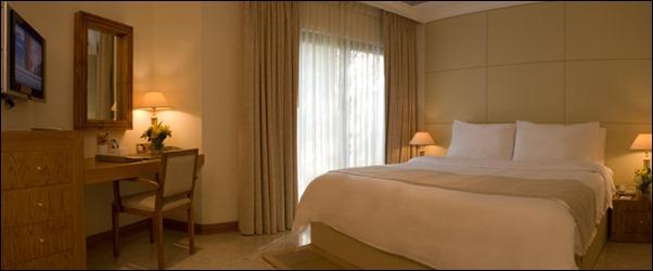 غرف منتجع دبي مارين 3