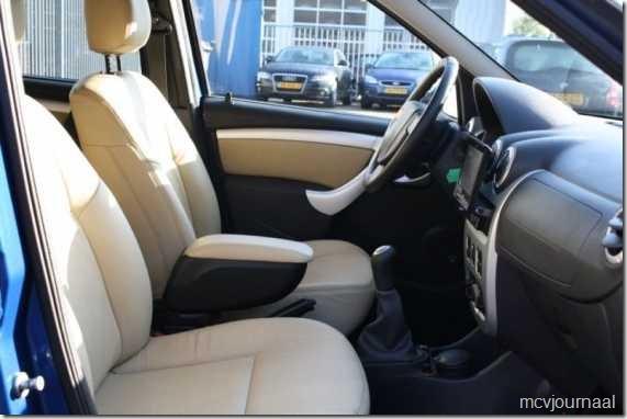 Dacia Logan MCV met leer 03