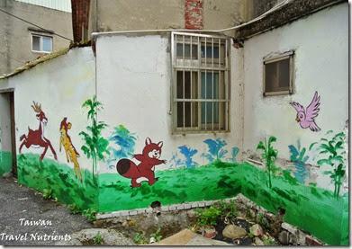 桃園蘆竹坑口彩繪村  (42)