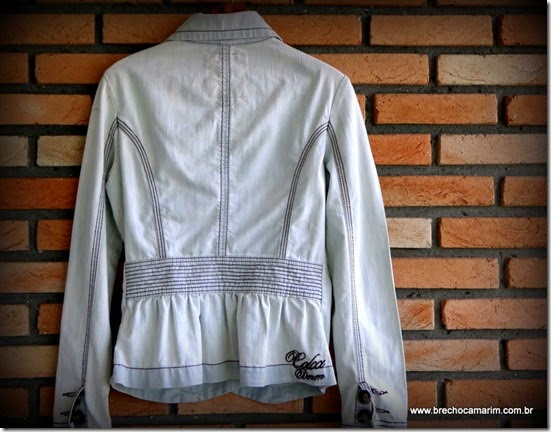 Jaqueta jeans Colcci-003