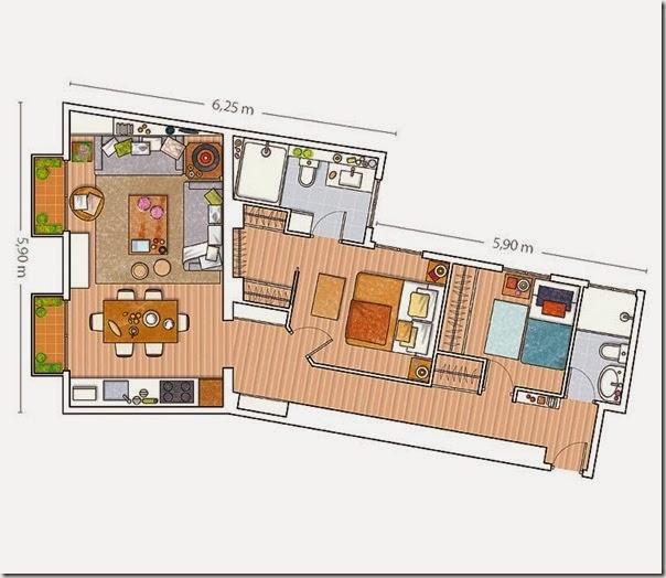 case e interni - ristrutturazione - planimetria  (10)