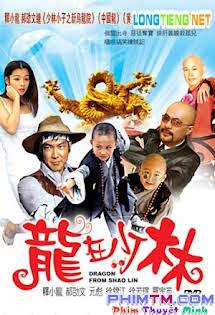 Rồng Tại Thiếu Lâm - Dragon From Shaolin 3 - Thiếu Lâm Tiểu Tử 3 Tập 1080p Full HD