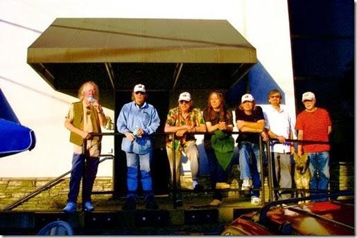 Prairie Wind tripulación