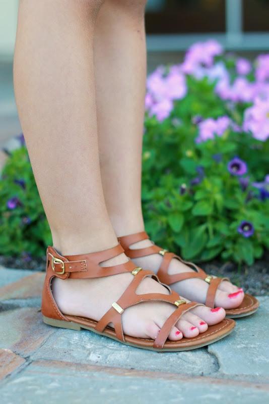 sandlals for R