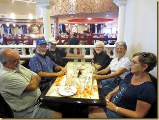 2013-04-02 AZ, Yuma - Mr. Linn's Restaurant with friends -007