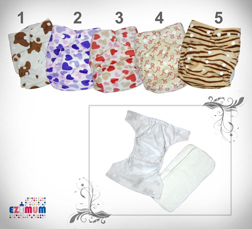 Cloth Diaper Collection