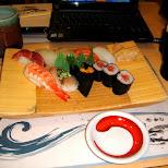 sushi in fukuoka in Fukuoka, , Japan