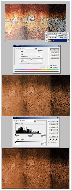 Cara Membuat Teks Efek Copper dengan Photoshop