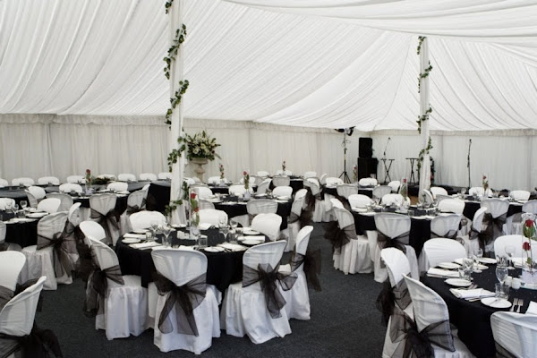 Black And White Wedding Decorations Black And White Decor