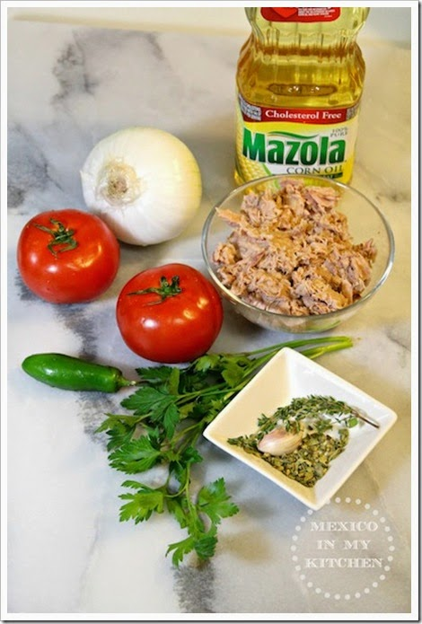 Canned Tuna Mexican Style | Visit our site to check out the full recipe.