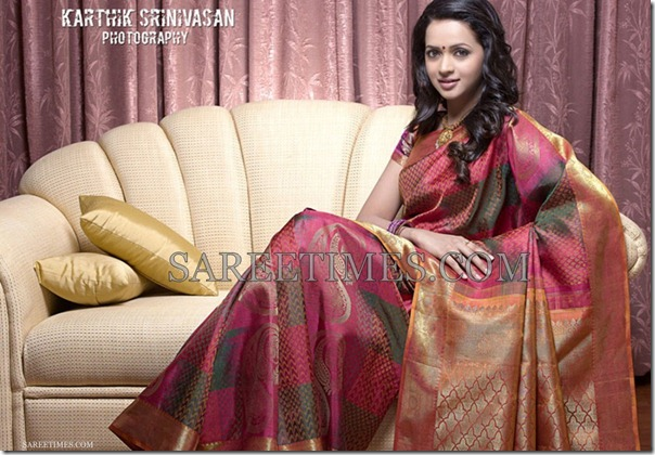 Beautiful Bhavana New Photoshoot Photos