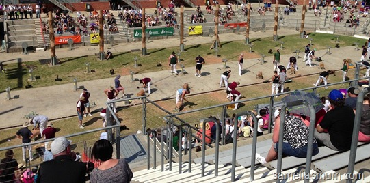 Sydney Royal Easter Show - Wood Chopping