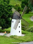 Southport Model Railway Windmill