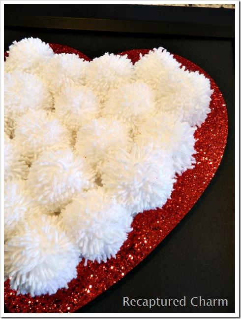 Valentine Heart Frame 050a
