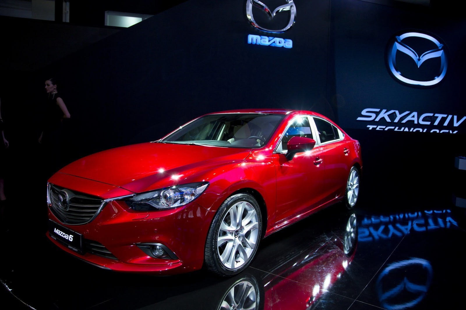 2014 Mazda 6 Coupe - Viewing Gallery