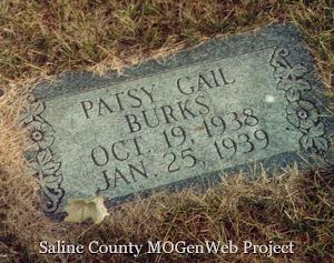 Patsy Gail Burks