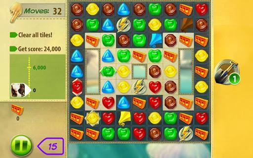 Gummy Drop! - screenshot