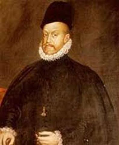 Felipe II, tío y esposo de Ana de Austria