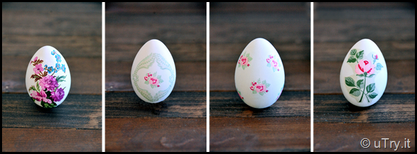How to Decorate Easter Eggs in 1 Minute  It's the easiest and most gorgeous centerpiece for Easter!  http://uTry.it