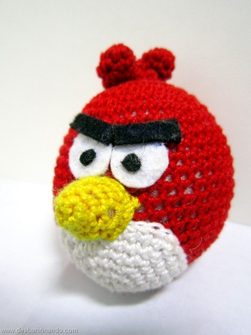 crochê angry birds desbaratinando (7)