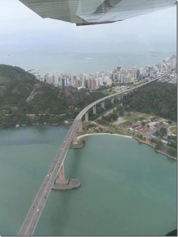 Terceira Ponte ligando as cidades de Vitória a Vila Velha -ES