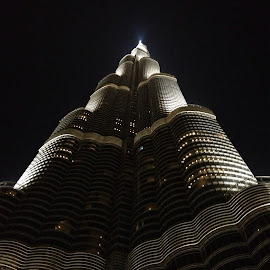 Burj Khalifa by Hrushikesh Joshi - Instagram & Mobile iPhone