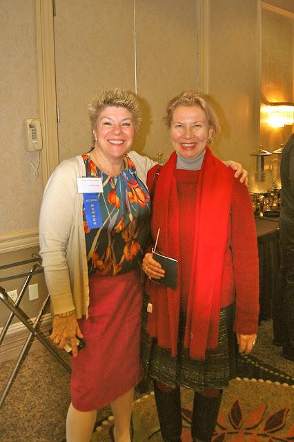 Cyndie Lipka, SFC Treasurer 2012-13, Florentina