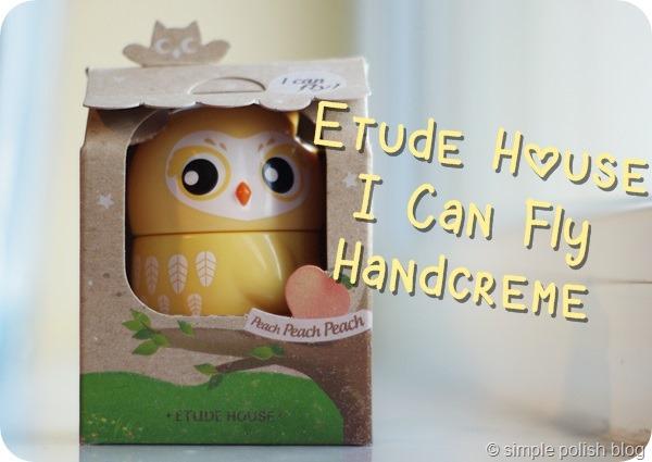 Etude House handcreme 1