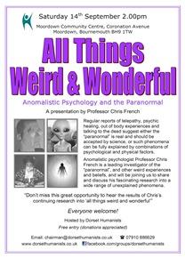 Weird & Wonderful