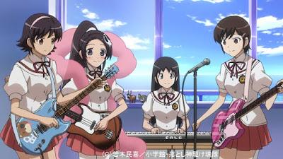 Hình Ảnh Kami nomi zo Shiru Sekai OVA