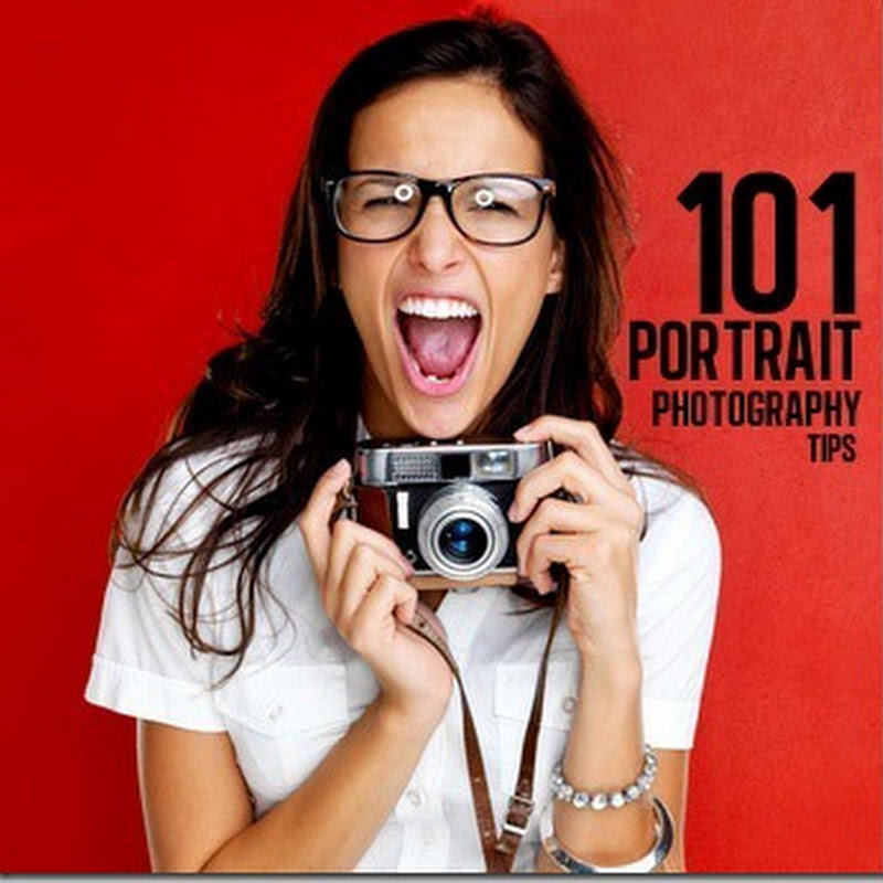 Portrait Photography - 100 tips