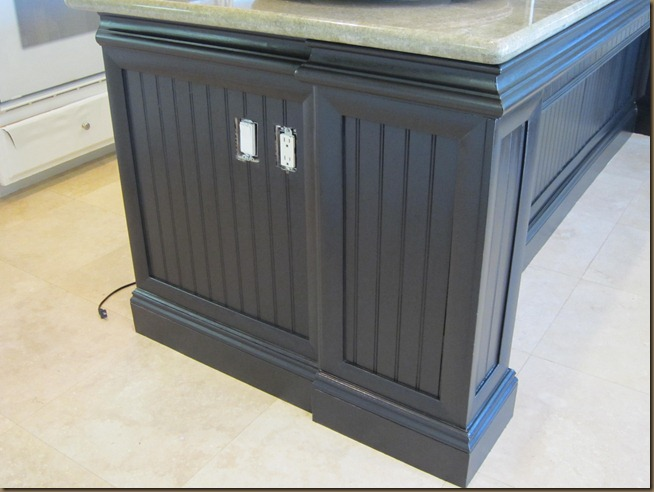 finishd kitchen island 011